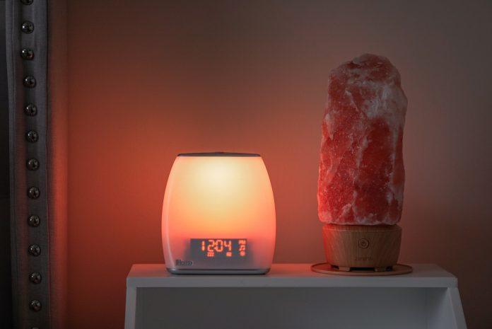iHome Zenergy Bedside Sleep Therapy for a restful sleep
