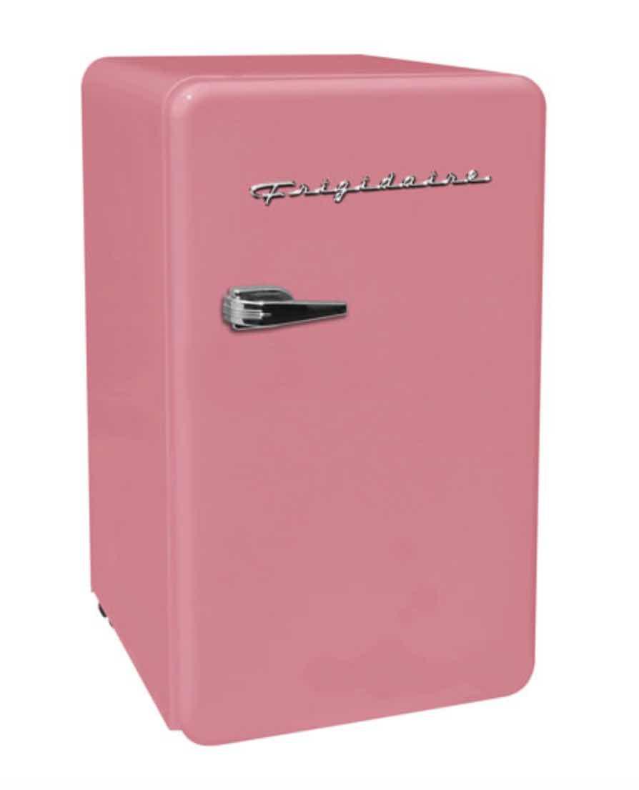 retro fridge for ultimate dorm roo