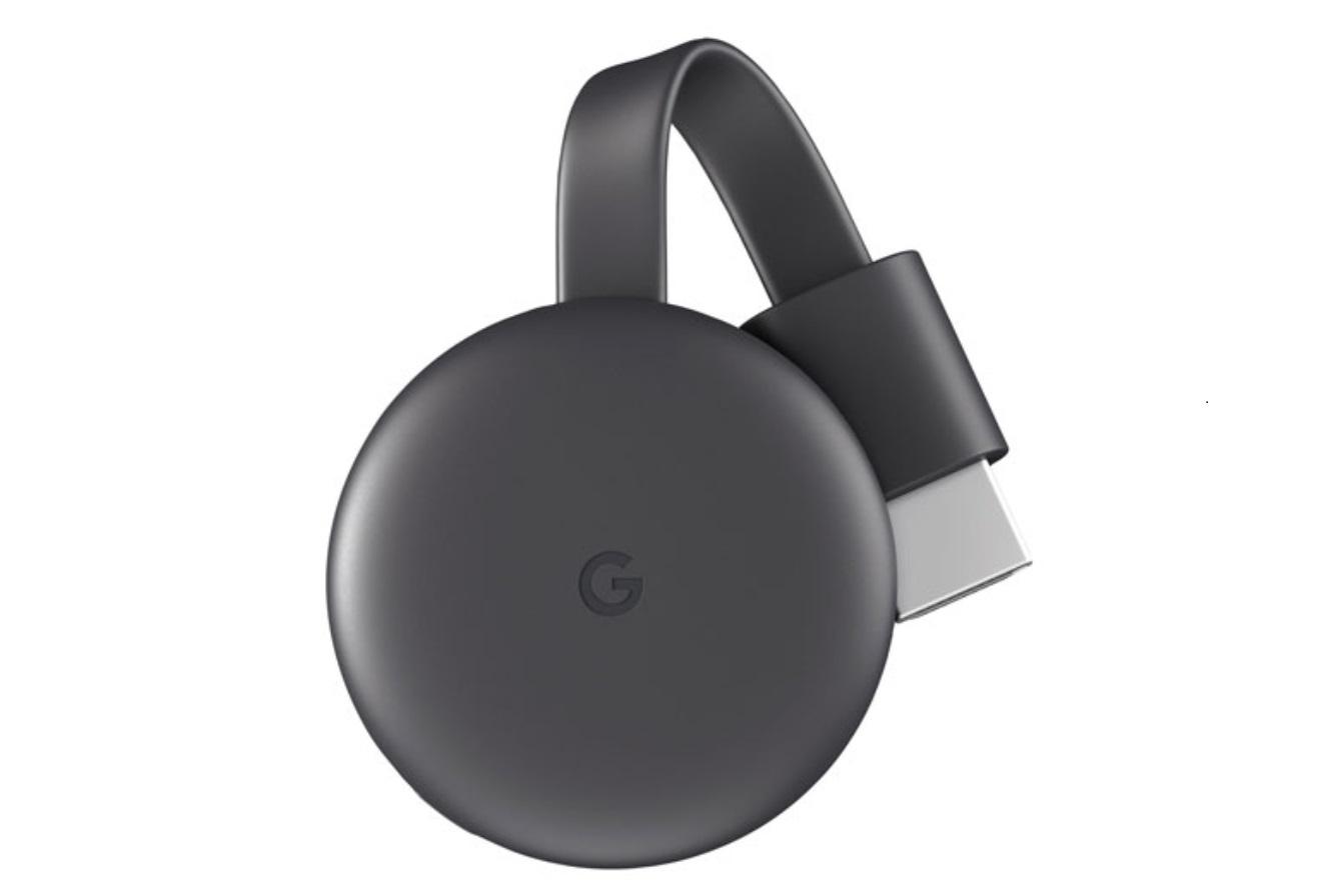 image of the Google Chromecast