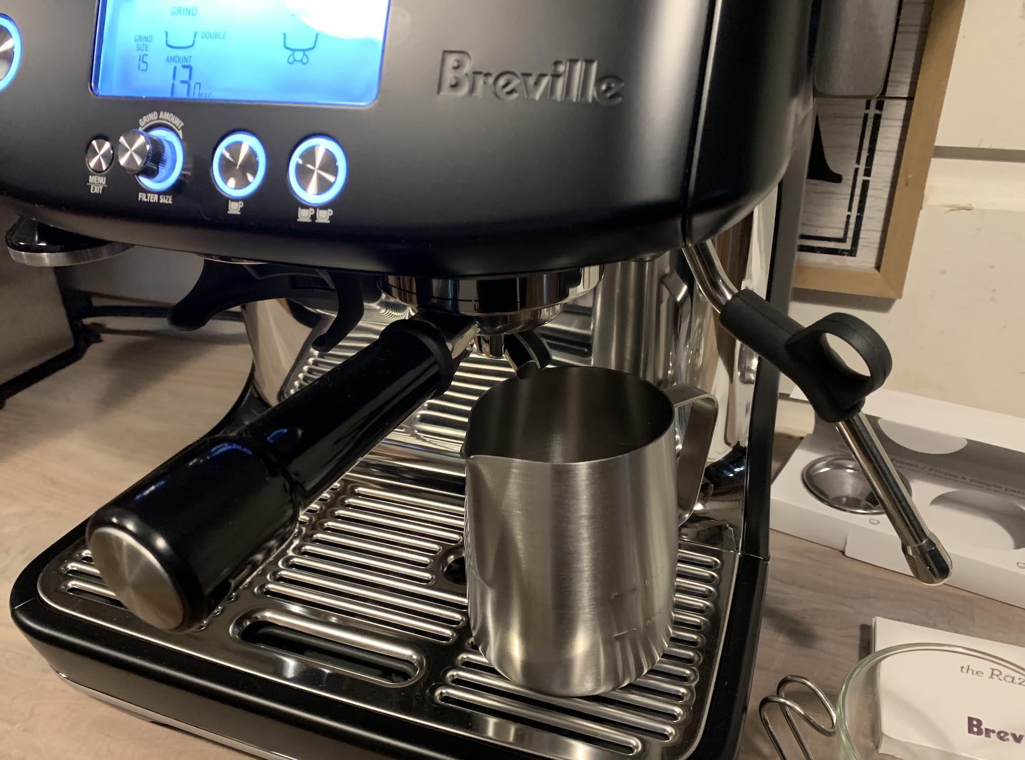 Breville Barista Pro Milk jug