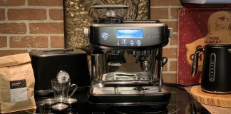 Breville Barista Pro Review