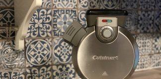 Cuisinart Vertical Waffle Maker Review