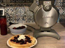 Cuisinart Waffle maker belgian waffles