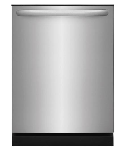Frigidaire 24 54dB Built-In Dishwasher (FFID2426TS) - Stainless Steel
