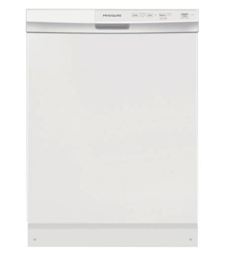 Frigidaire 24 60dB Built-In Dishwasher (FFCD2413UW) - White