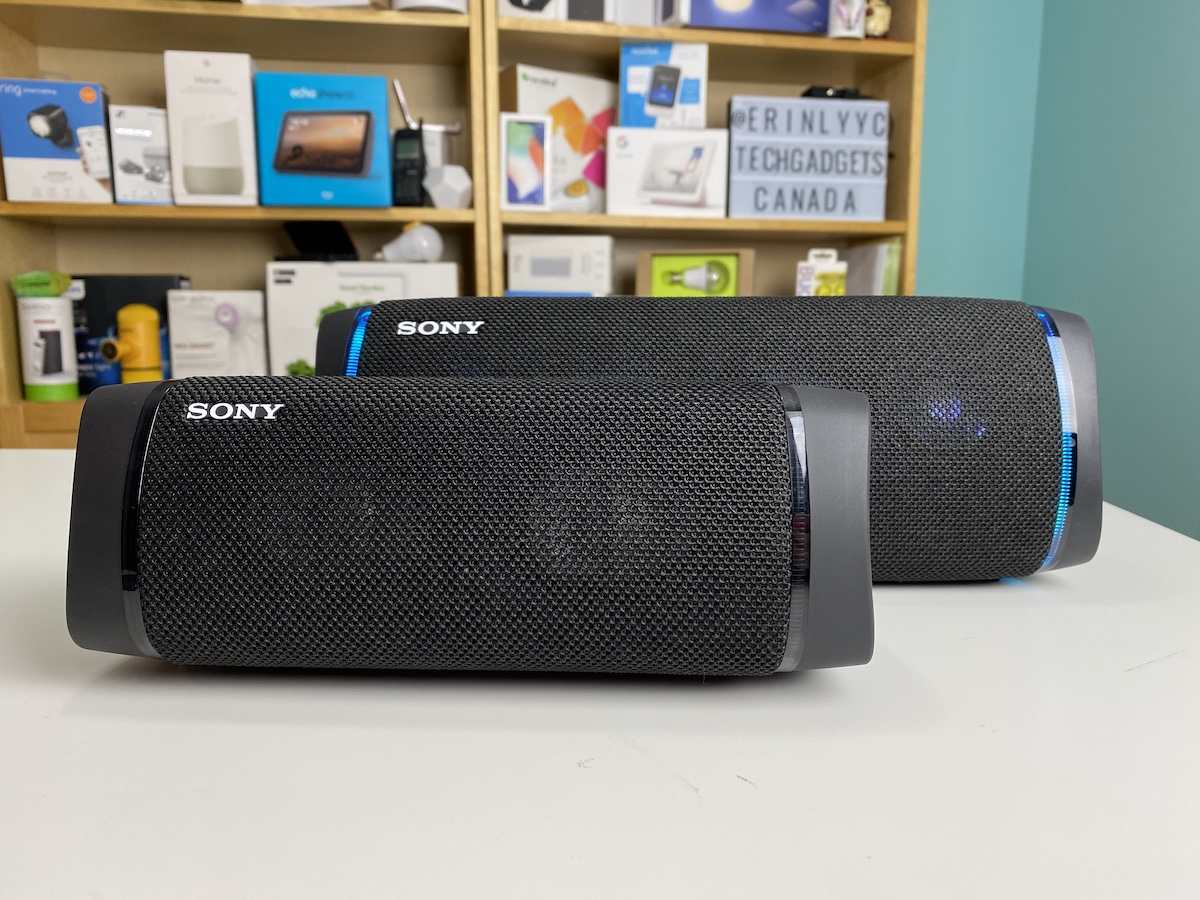 Sony srs-xb, 23, 33, 43, review