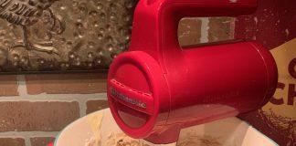 KitchenAid Cordless mixer