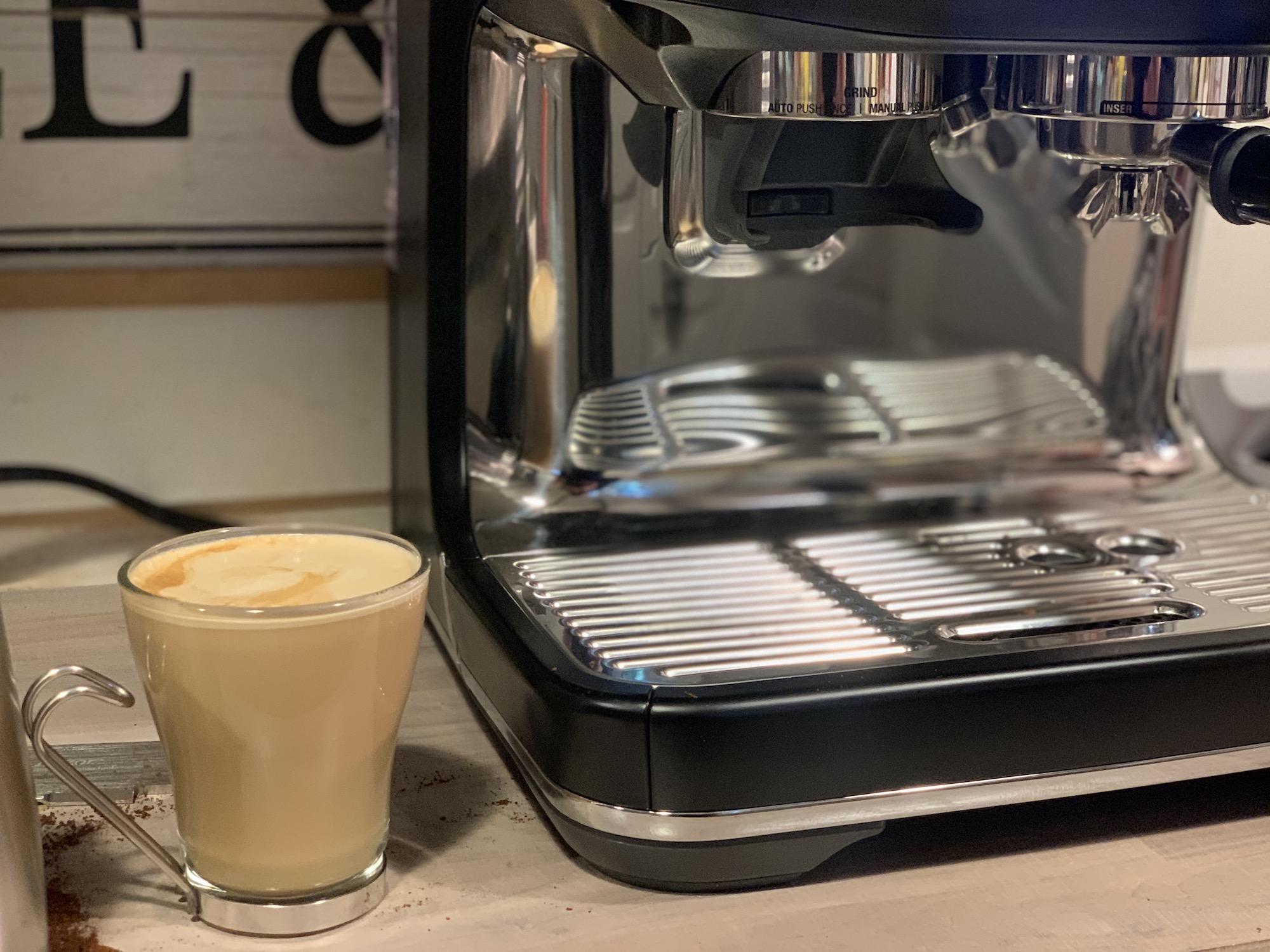 Latte breville Barista Pro