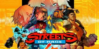 Streets of Rage 4 BBY BANNER