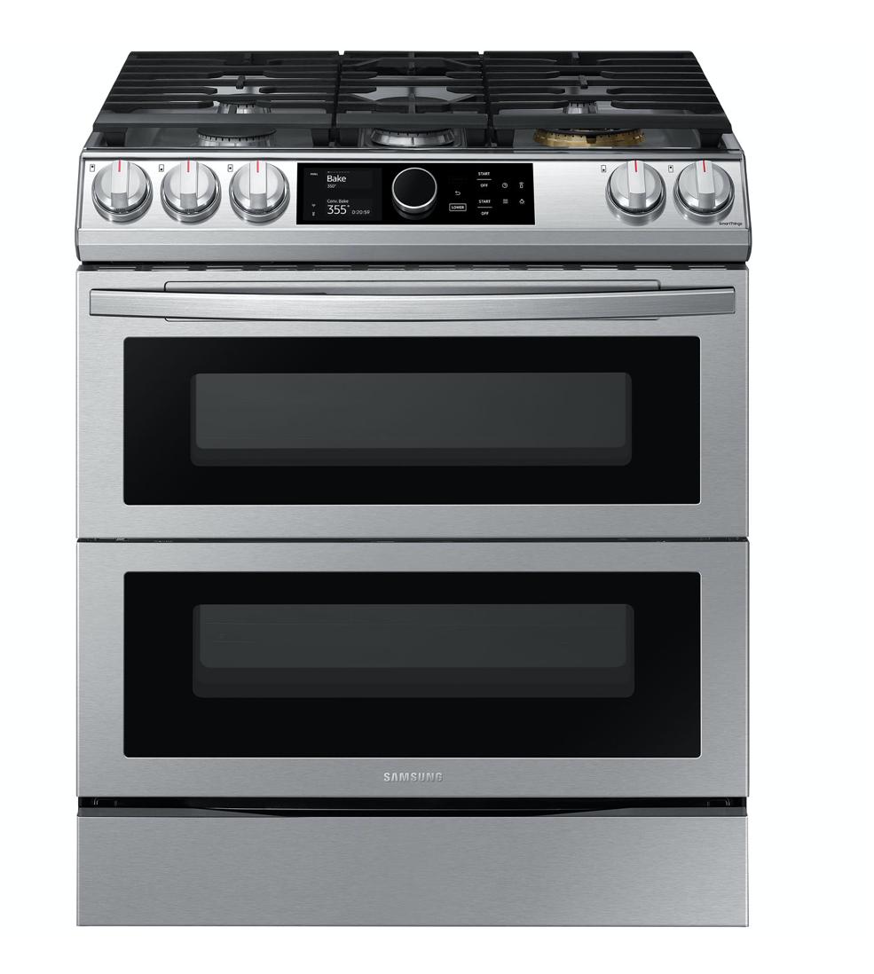 dual fuel oven