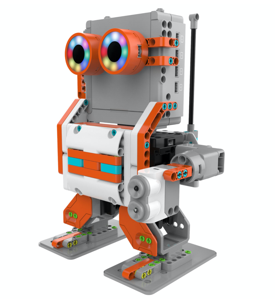 Jimu robot coding stem toy back to school
