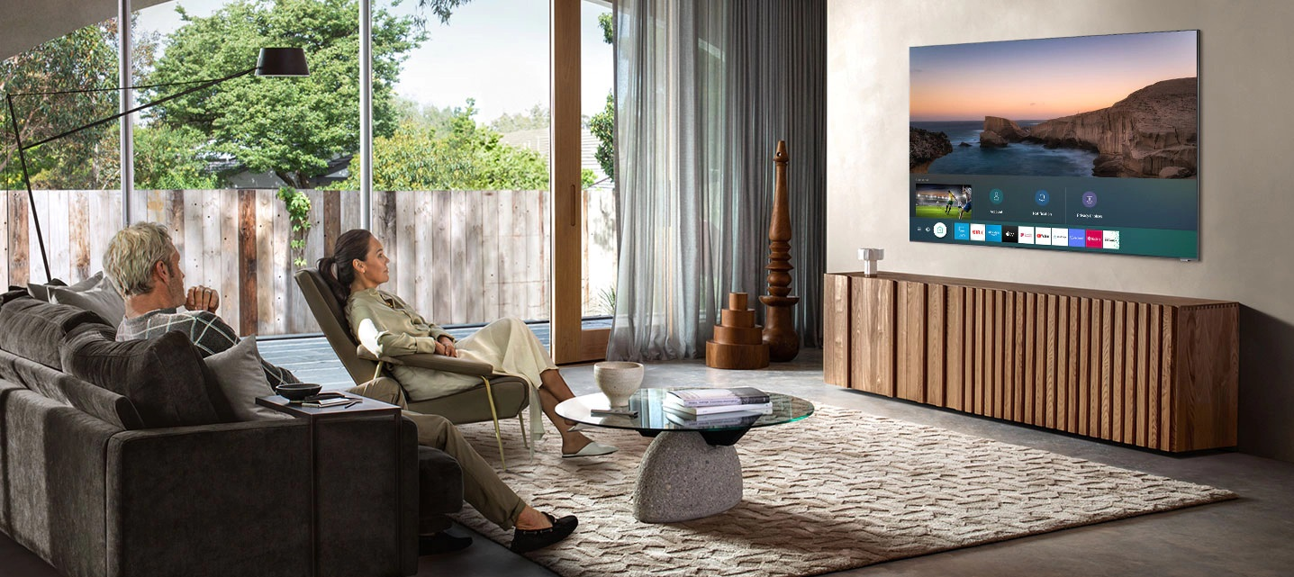 Premium TVs are the hottest tech