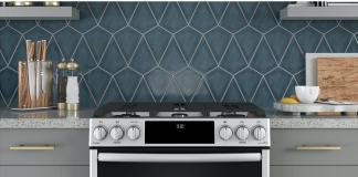 kitchen range lifestyle pic