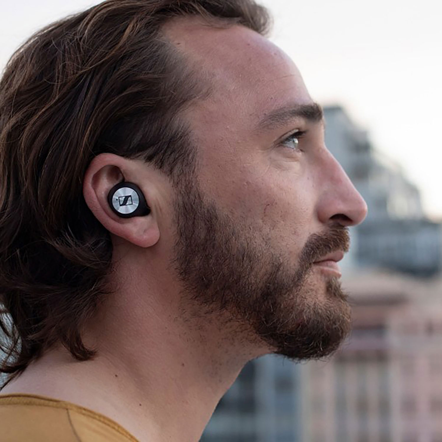 Sennheiser in-ear truly wireless