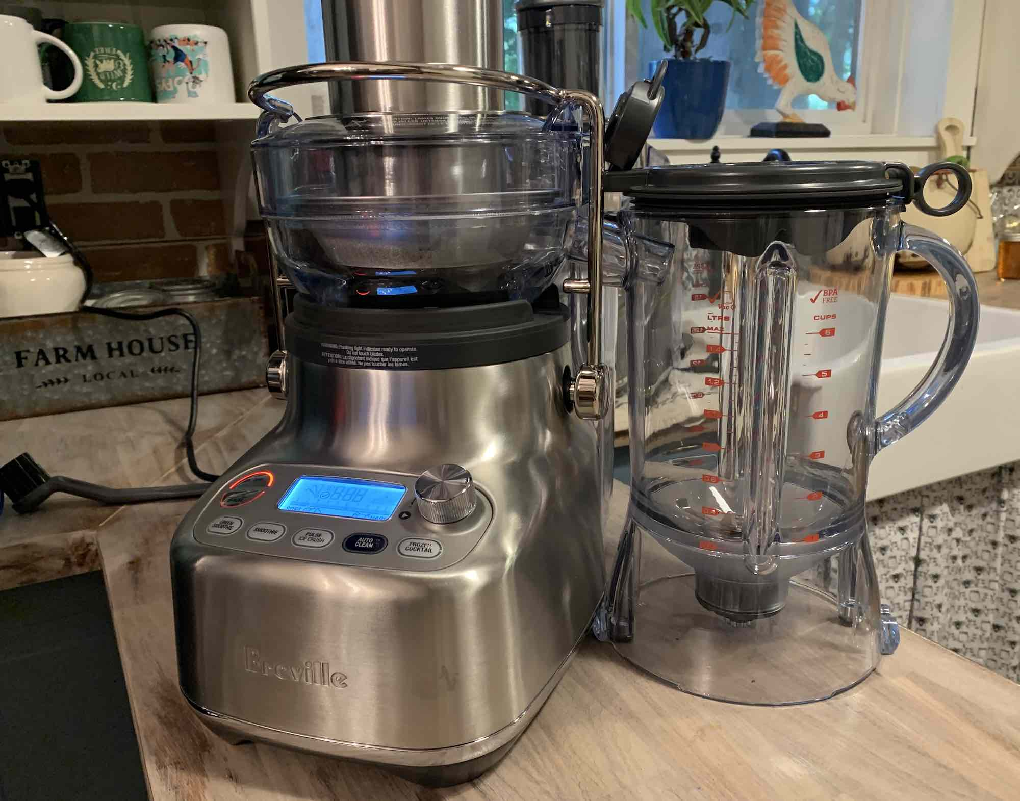 Breville 3X Bluicer Pro Review