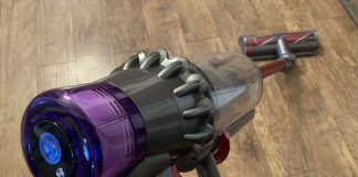 Dyson V11 Outsize Cordless Stick Vacuum demo and review