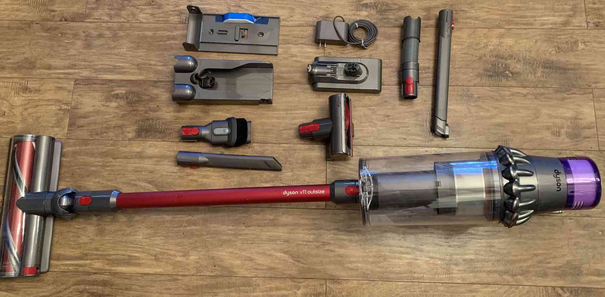 Dyson V11 Outsize Stick vacuum Review