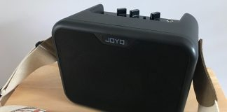 The Joyo MA10E amplifier
