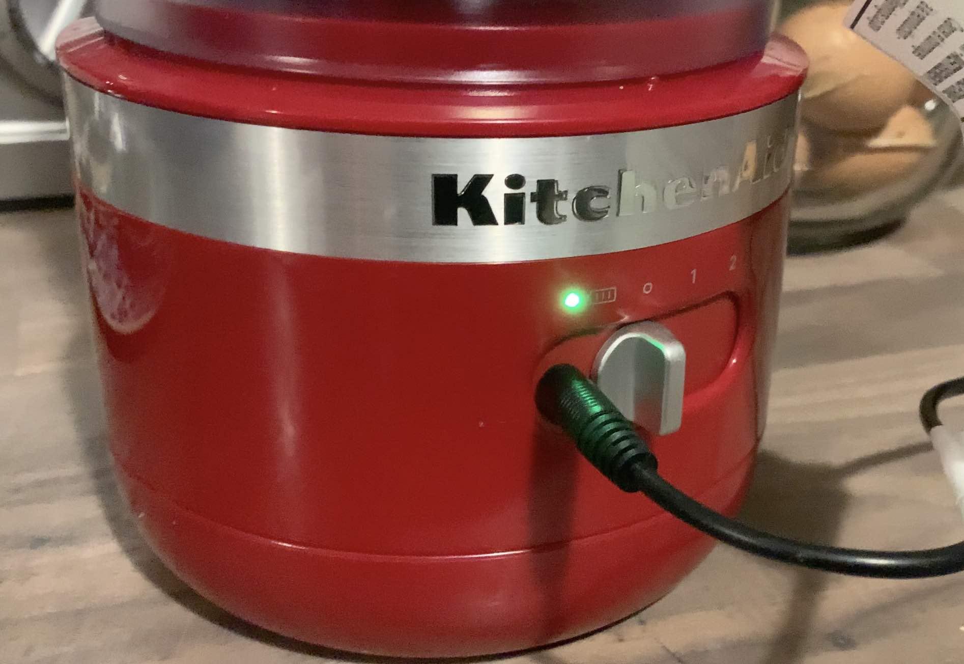 KitchenAid Cordless Chopper Battery