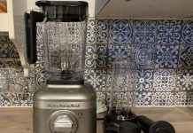 KitchenAid blender K400 review