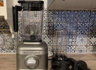 KitchenAid blender K400 review