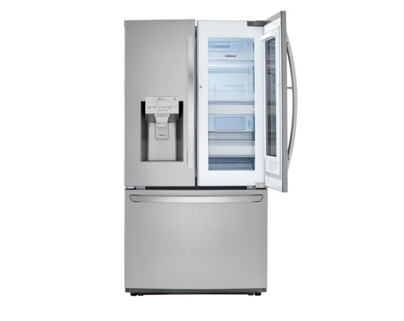 Door in door refrigerator LG