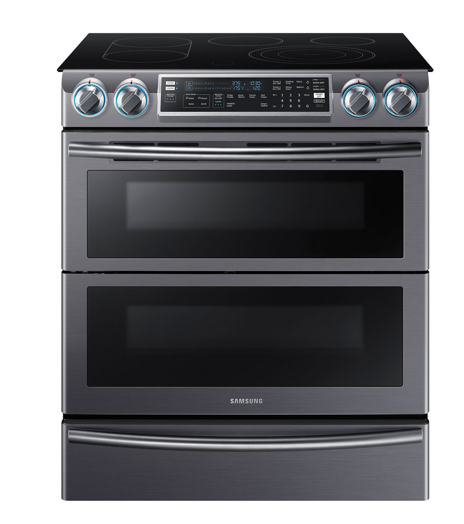 finger touch range new appliance technology