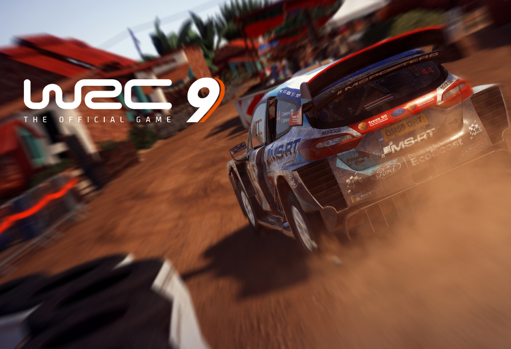 WRC 9 Review Banner