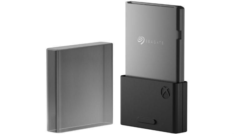 storage on Xbox Series X