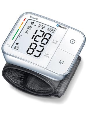 Beurer Wireless wrist blood pressure monitor