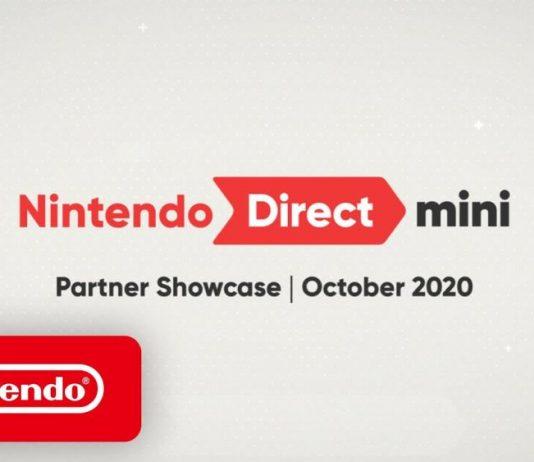 October 2020 Nintendo Direct