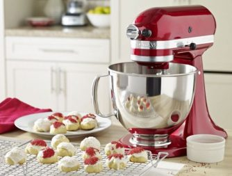 KitchenAid Stand Mixer for the holidays