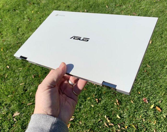 ASUS Flip C436 2-in-1 Chromebook review