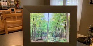 Aura Sawyer digital photo frame review