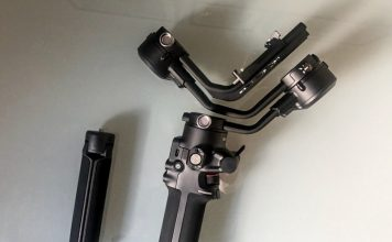 A photo of the DJI RSC-2