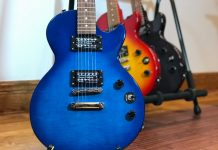Epiphone's Les Paul Special II Plus Top