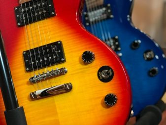 Les Paul Flamed Maple