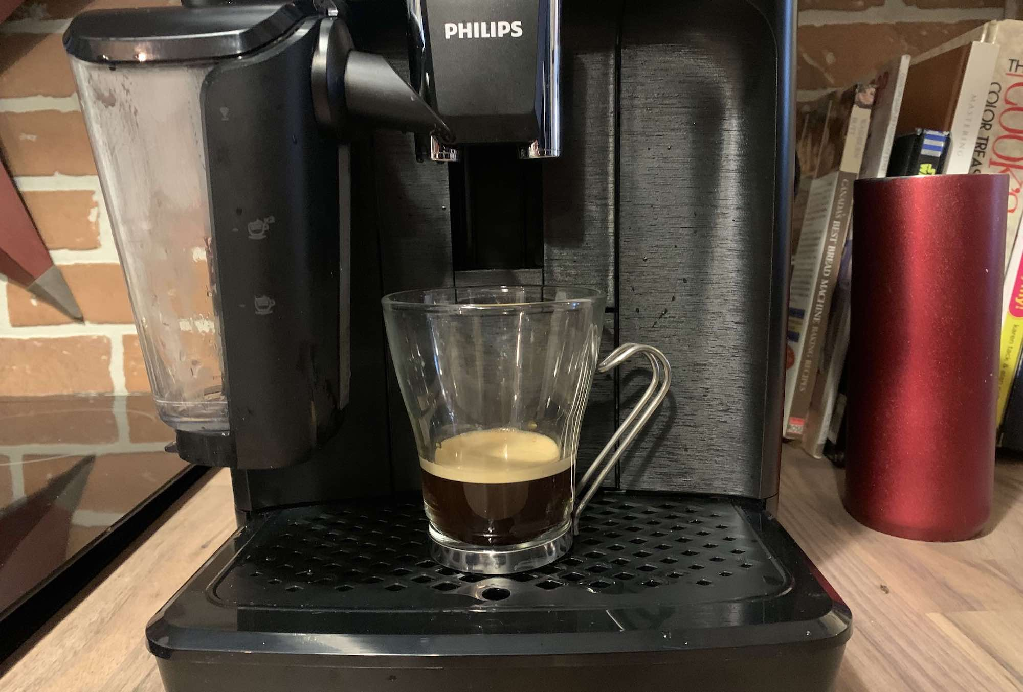 Espresso Shot Philips 2200