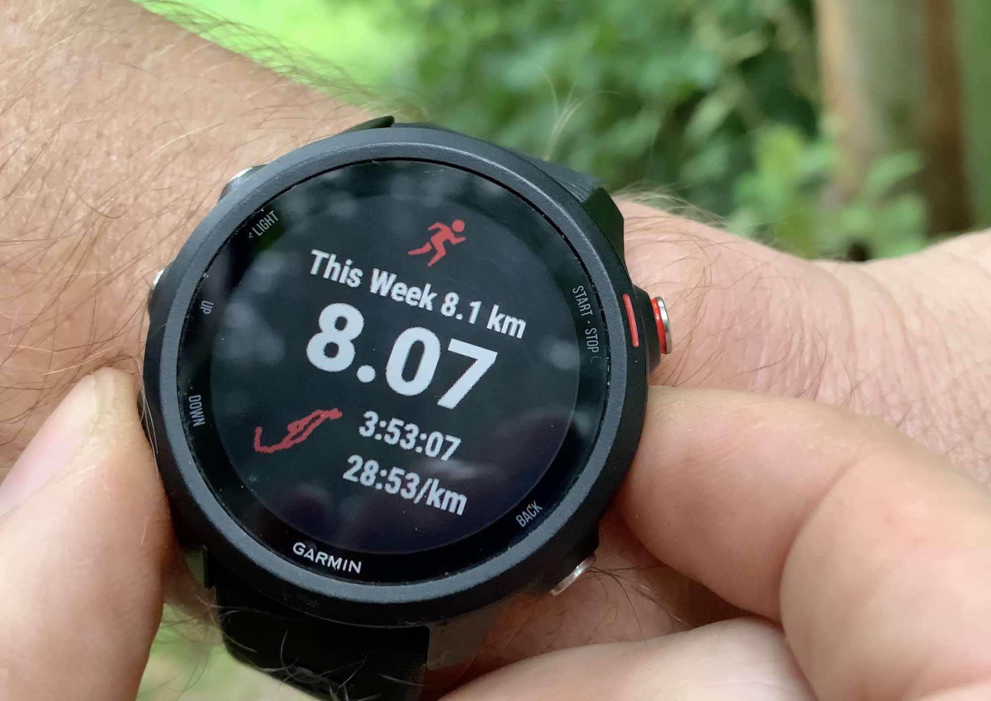 Fitness Tracking Garmin Forerunner 245 Music