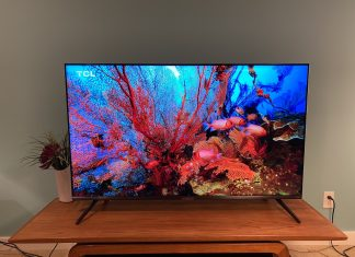 TCL 6 series, tv, 4k, roku, review, video