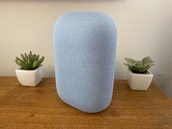 Google Nest Audio, review, how to, design, colour, sound