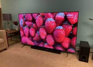 Sony x900H, 4k TV, review