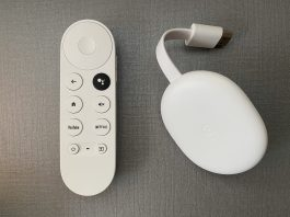 chromecast with google tv, review