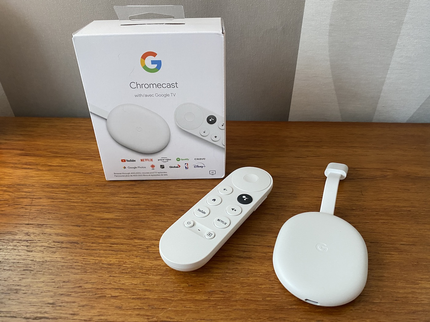 chromeccast with google tv, review