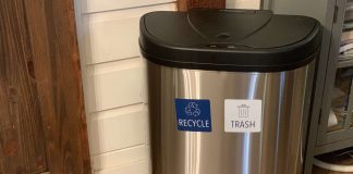Insignia Sensor Trash Can Review