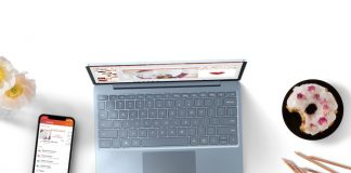 Microsoft Surface Laptop Go Announced