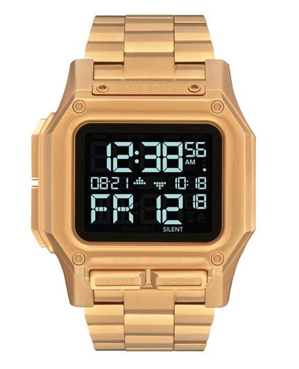 Nixon Regulus 46mm Digital Sport Watch
