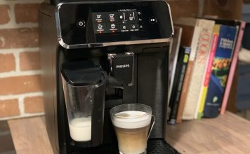 Philips 2200 Automatic Espresso Machine Review