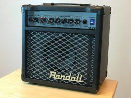 Randall RX15MBC Amplifier