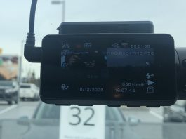 Rexing V3 Dash Cam Featured